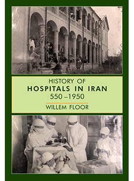 History of Hospitals in Iran, 550–1950